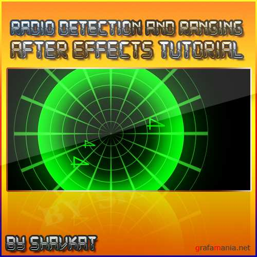 After Effects Tutorial - Radio Detection And Ranging