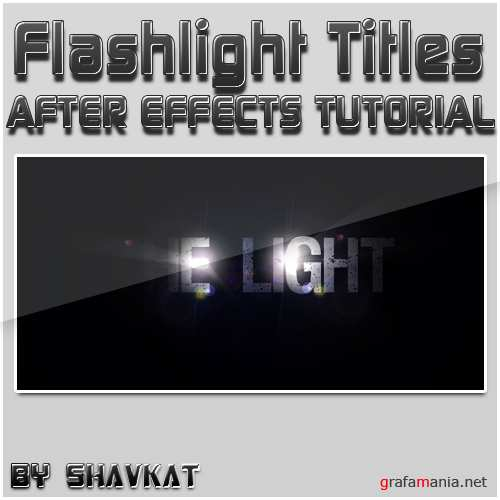 Flashlight Titles