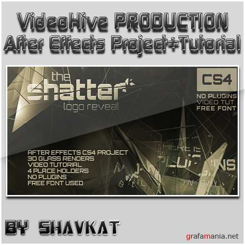 After Effects Project - VideoHive The Shatter