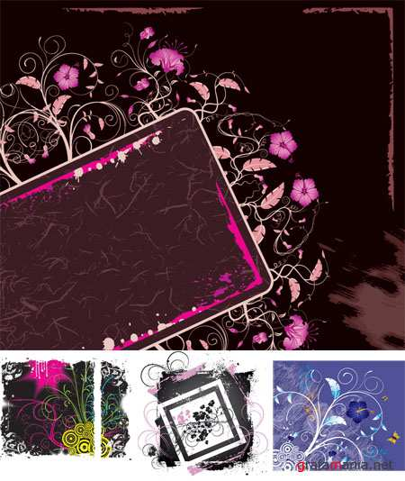 Vector Background Pack 09.09.10