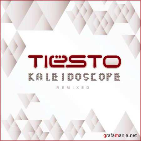 Tiesto - Kaleidoscope (Remixed) (2010/09/6)