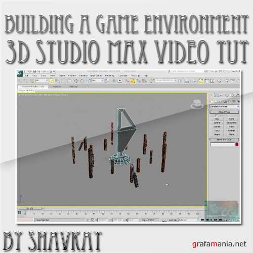 Intro to Building a Game Environment in 3Ds MAX