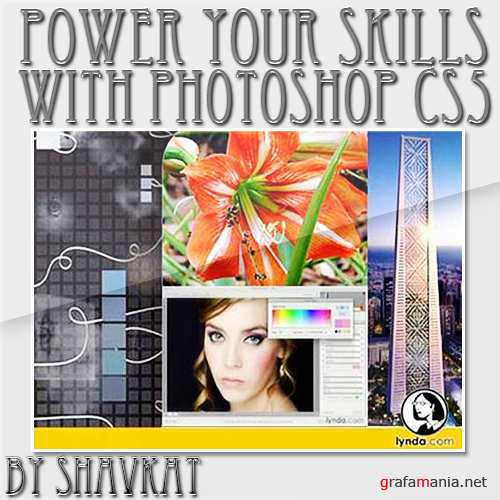Power Your Photoshop Skills with Photoshop CS5 For Photographers