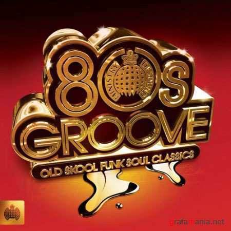VA - Ministry of Sound: 80s Groove (2010.09.13)