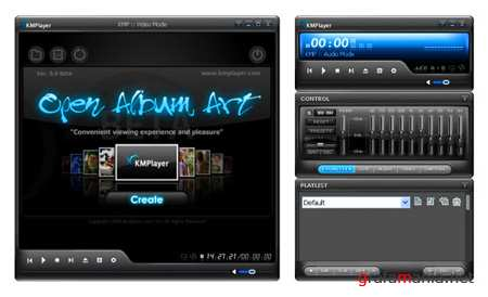 The KMPlayer 2.9.4.1437 CUDA (сборка от 13/09/2010)
