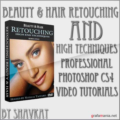 Beauty & Hair Retouching High End Techniques (Series Two)