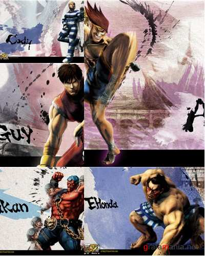 Super Street Fighter HD Wallpapers