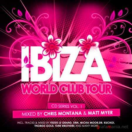 VA Ibiza World Club Tour CD Series Vol.1 (11.11.2009)