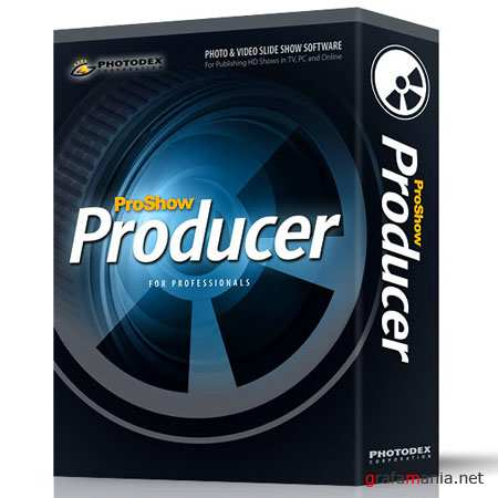 Photodex ProShow Producer 4.5.2929