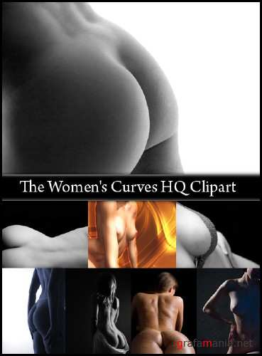 The Women's Curves HQ Clipart
