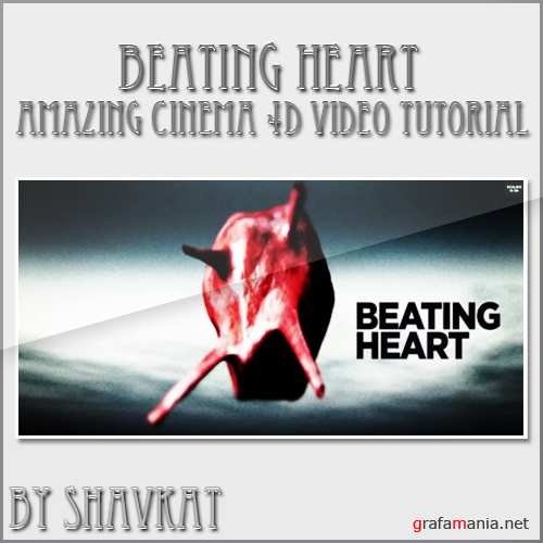Making and Animating Beating Heart In Cinema 4D
