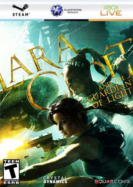 Lara Croft and the Guardian of Light (2010/ENG/MULTI6/Repack)
