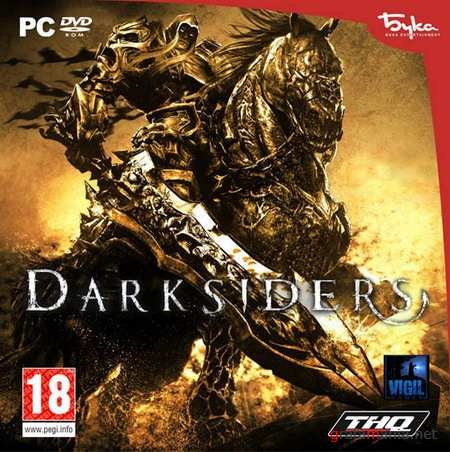 DarkSiders: Wrath of War (2010/Rus/Бука)  RePack by LoL2xD