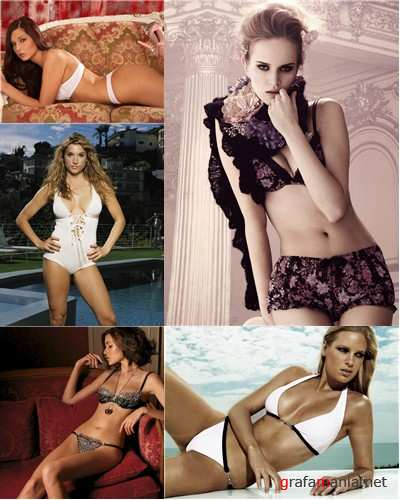 Sexy Girls Wallpapers pack 11