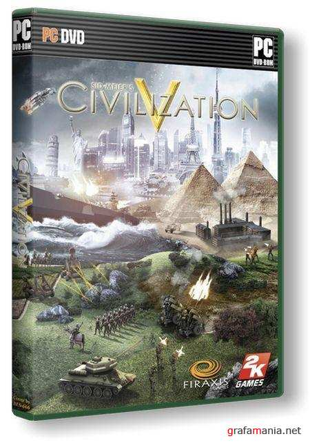 Sid Meier's Civilization 5: Deluxe Edition (2010/ENG/RePack by Donald Dark)