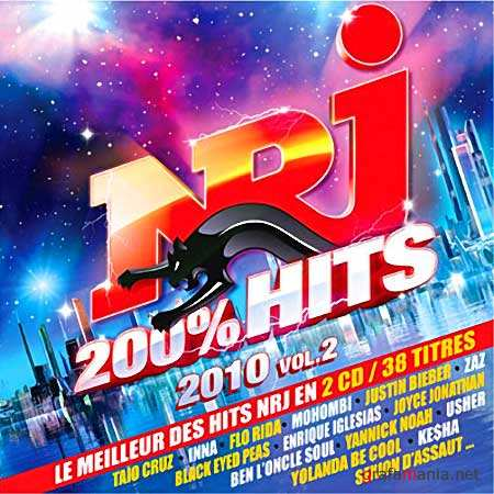 VA-NRJ 200 Hits 2010 Vol.2 (2010)