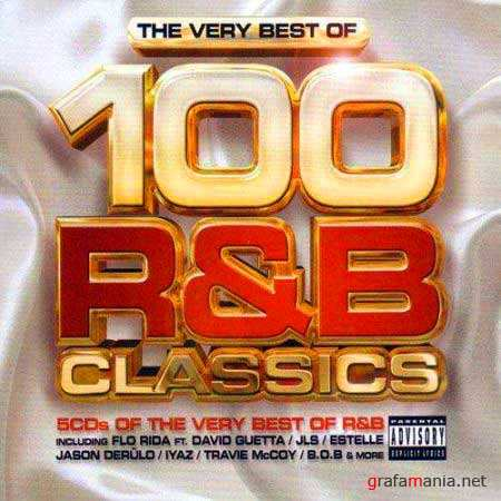 VA The Very Best of 100 R&B Classics (5 CD) (2010)