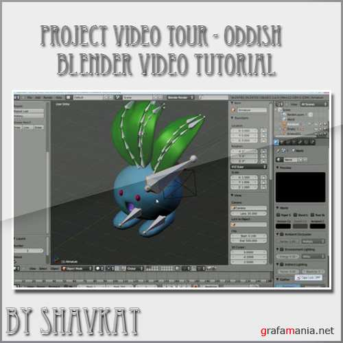 Project Video Tour - Oddish