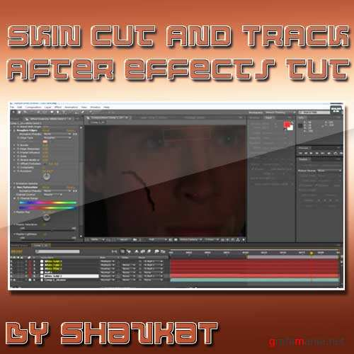 Skin Cut and Track Dot Cover Tutorial