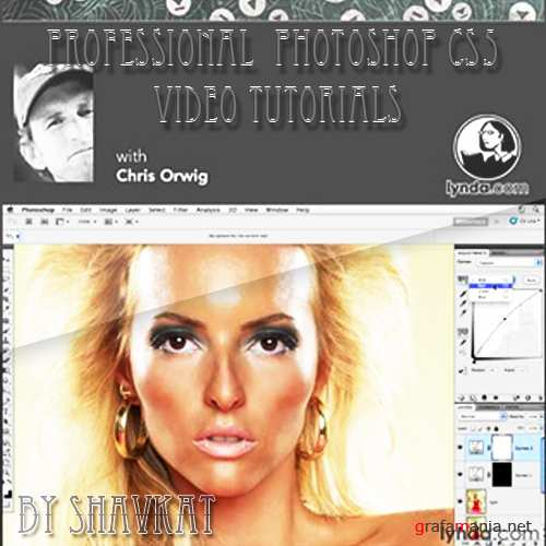 Photoshop CS5 Fashion Retouching