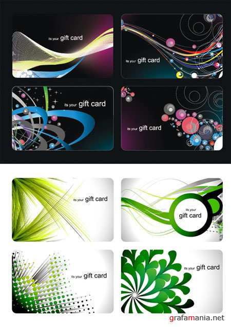 Gift Vector Cards