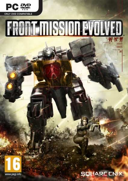 Front Mission: Evolved (2010/ENG/Full/RePack)