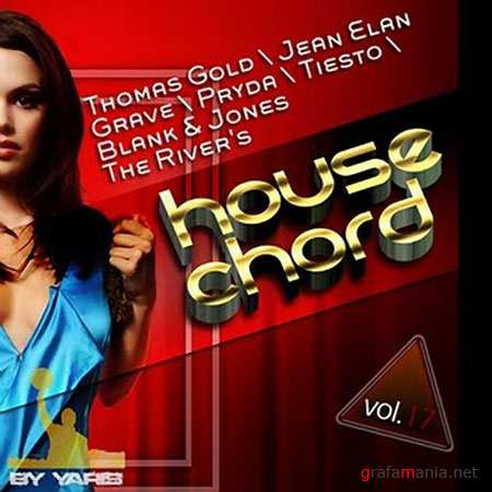 VA-House Chord vol.17 (2010)