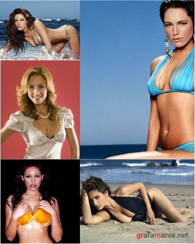 Hot Girls HQ Wallpapers Pack 2 - HQ обои