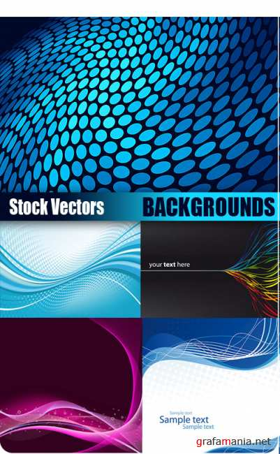 Stock Vectors - Backgrounds
