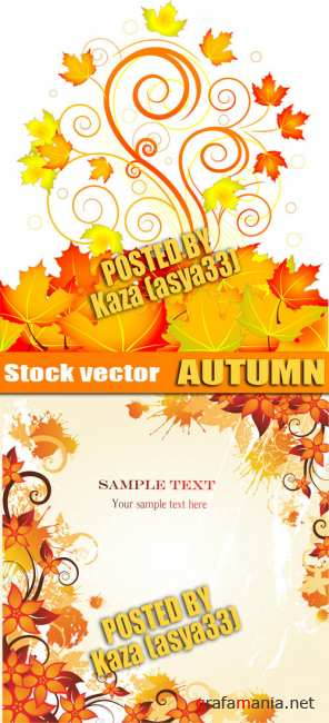 Autumn vector 3