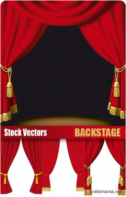 Stock Vectors - Backstage
