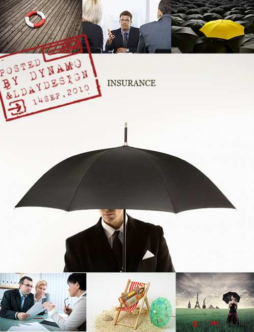 Stock Photo - Insurance Concept
