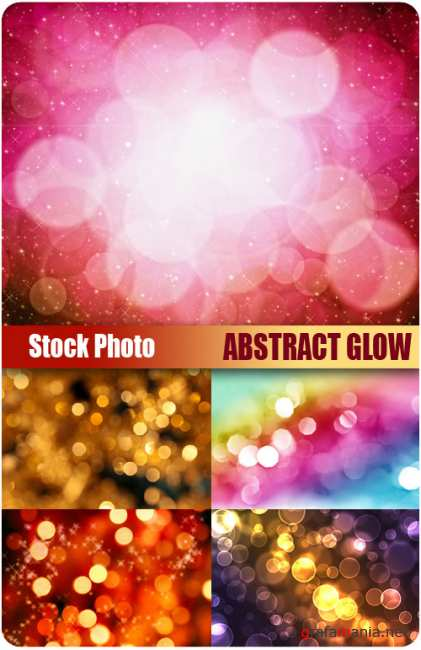 UHQ Stock Photo - Abstract Glow
