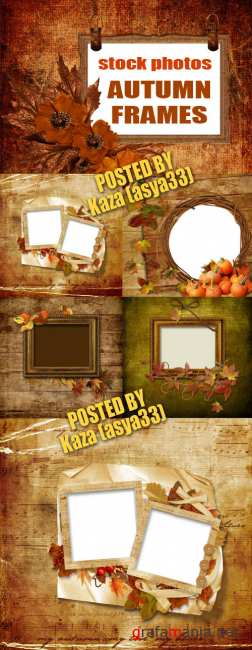 Autumn frames