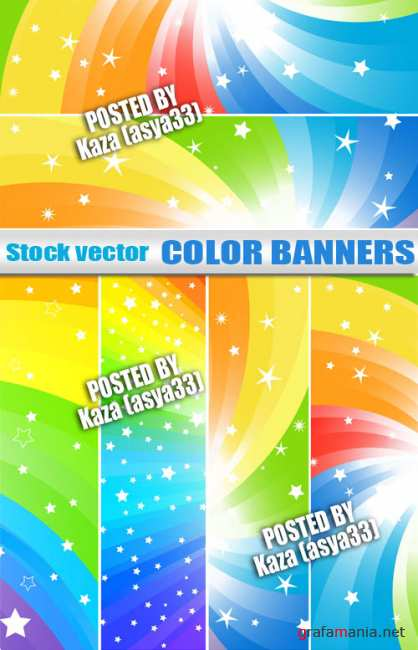 Colorful banners 1