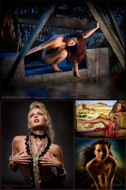 Creative Art and Photoworks by Michael Rosen