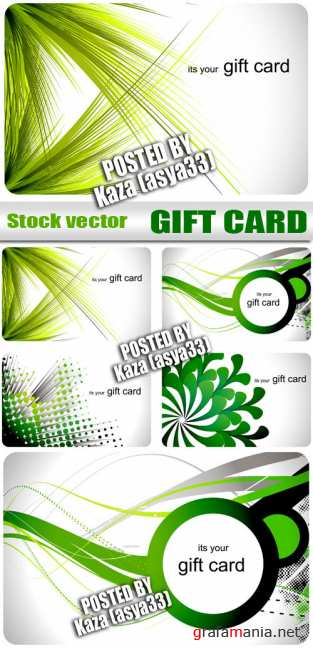 Gift cards 4