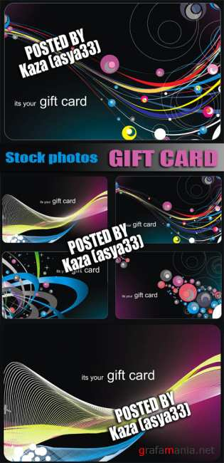 Gift cards 5