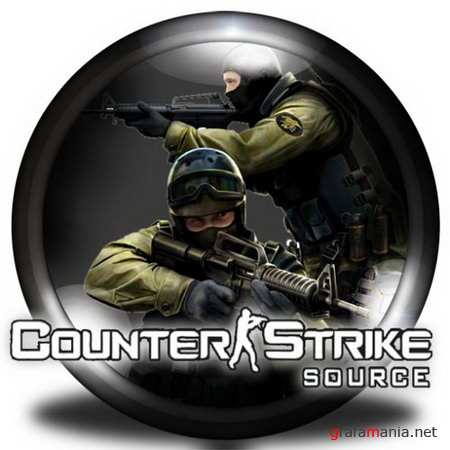 Counter - Strike Source v.53 от 30.09.2010 + MapPack + MasterServer Setti (2010) PC