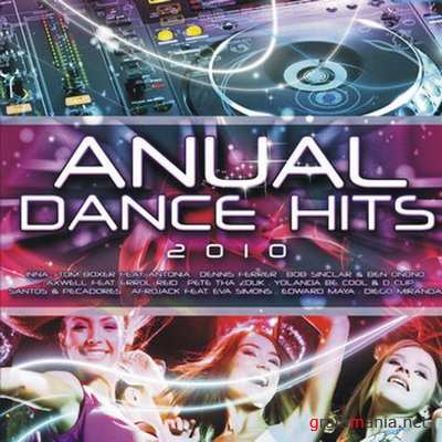 Anual Dance Hits (2010) 2CD