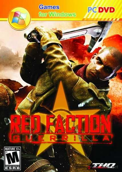 Red Faction: Guerrilla (2009/RUS/RePack by freefrager)