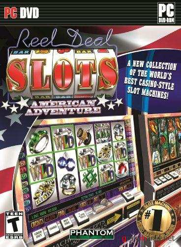 Reel Deal Slots American Adventure (2010/ENG)