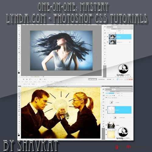 Lynda.com - Photoshop CS5 One-on-One: Mastery Tutorials
