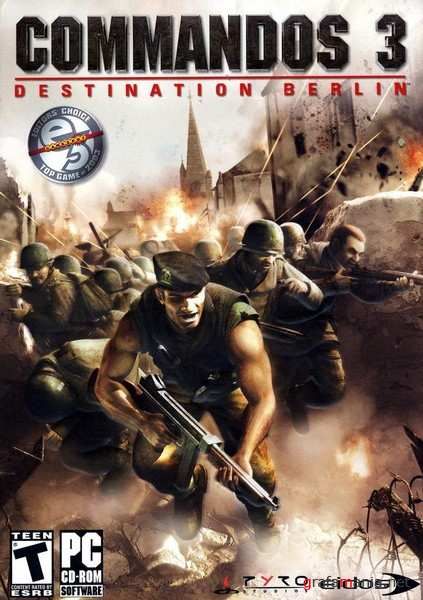 Commandos 3: Destination Berlin (2003/RUS)