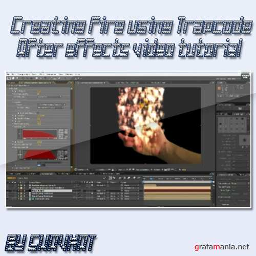 Trapcode Fire In after effects