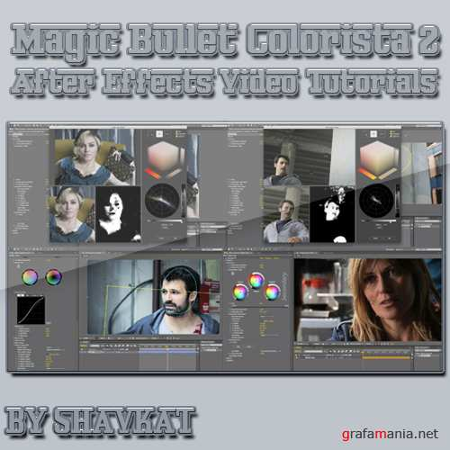 Magic Bullet Colorista II Video Tutorials