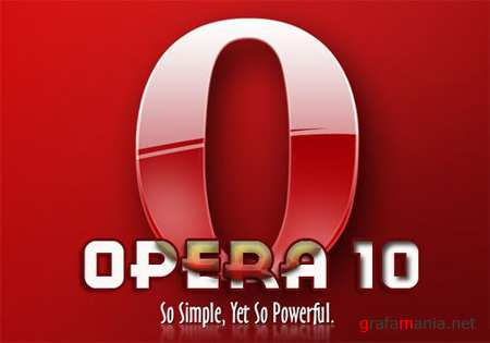 Opera 10.70 Build 9071 Snapshot Portable (RUS/2010)