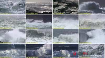 Artbeats - Nature: Storm Surf HD vol. 1(1080p)