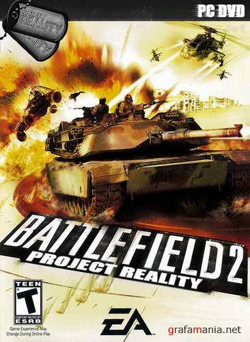 Battlefield 2 Project Reality MOD 0.957 (2010/ENG/PC/ADDON)