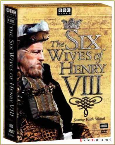 Генрих VIII и его шесть жен / Henry VIII and His Six Wives (1972) DVDRip